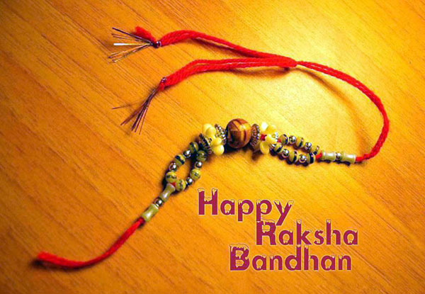 Raksha Bandhan with Sisters wishes to Brothers