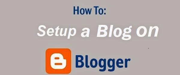 How to Setup a Blog on Blogger.com : eAskme