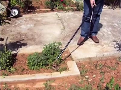 Κατασκευή εργαλείου για κόψιμο αγριόχορτων