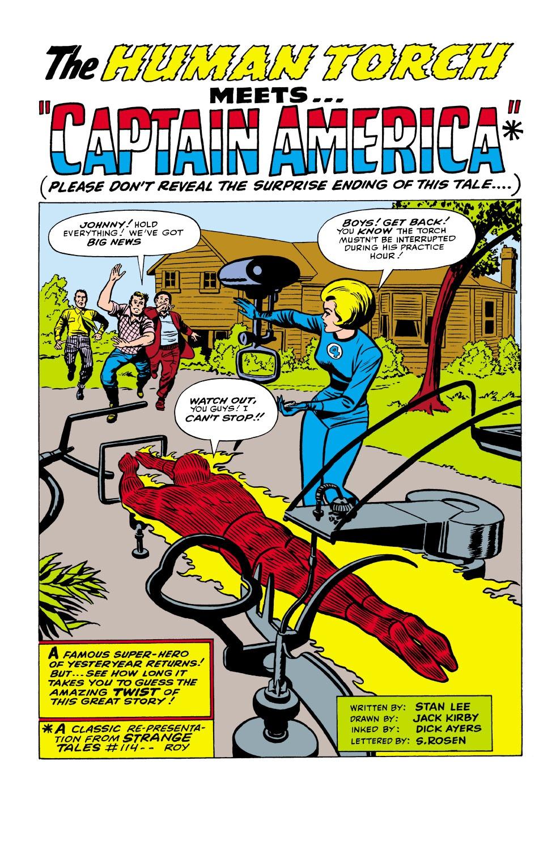 Captain America (1968) Issue #216 #130 - English 3