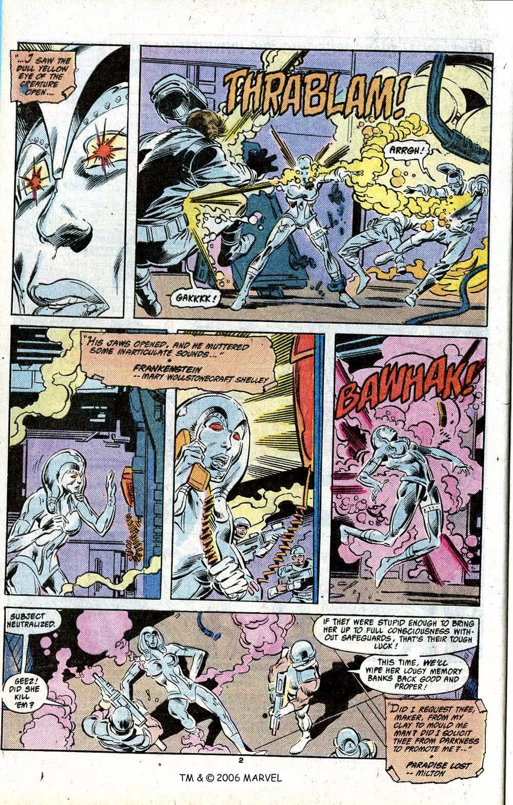 Captain America (1968) Issue #348c #280 - English 4