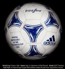 balon mundial francia 1998