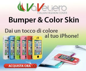 VaVeliero Bumper per iPhone 4/4S