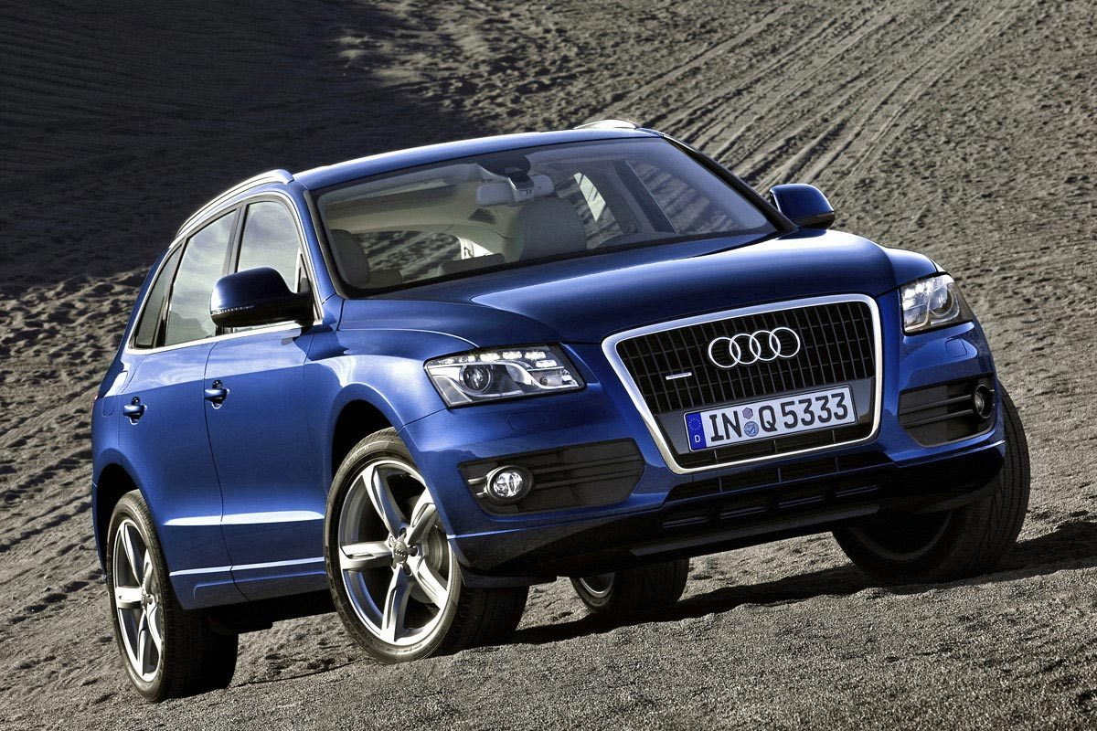 Audi SUV Models  Kelley Blue Book