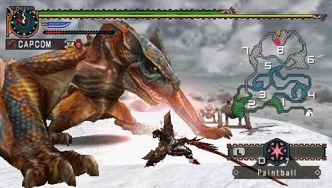 Скачать Игру Monster Hunter Freedom Unite - фото 4