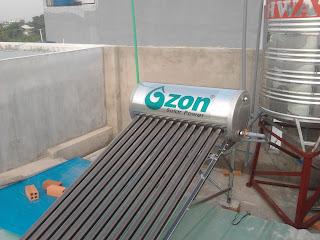 Máy năng lượng mặt trời  Ozon solar