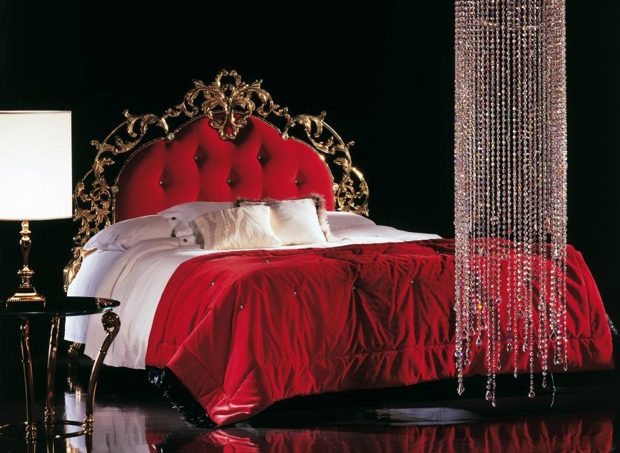 23 amazing luxury bedroom furniture ideas home design Master bedroom with red bedding