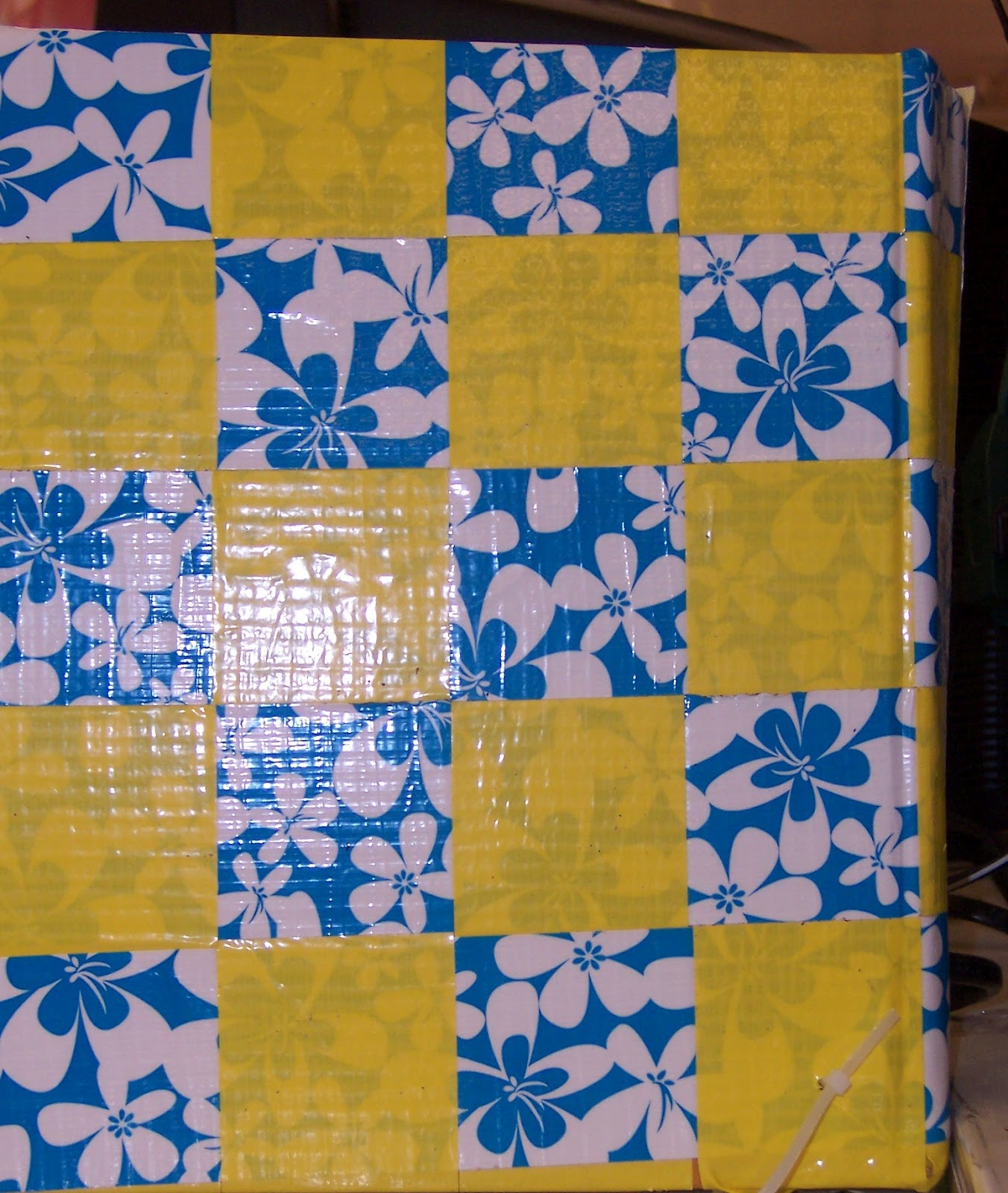 How To Make A Book Cover With Duct Tape : Ideas and inspirations duct tape book cover