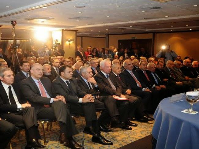 Πλήθος κόσμου στην παρουσίαση του βιβλίου «Συνταγματικοί Στοχασμοί», του Ιωάννη Βαρβιτσιώτη