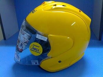 Arai Ram3 Yellow
