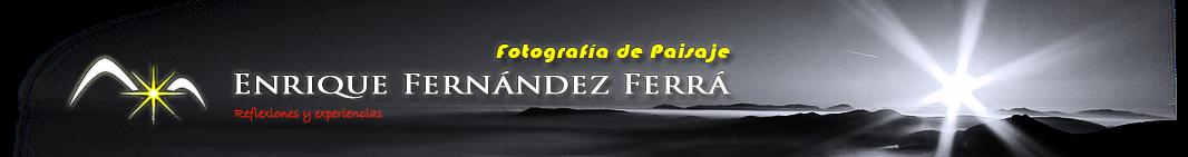El Blog de Enrique F. Ferrá