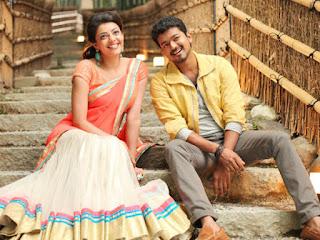 Jilla Telugu Movie New Stills