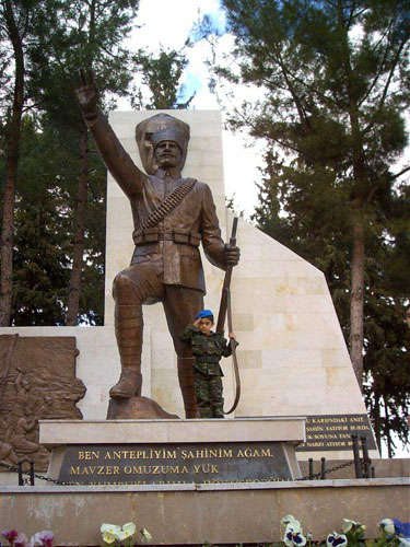 Şahin Bey Anıtı - Gaziantep
