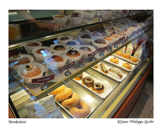 Image of Inside of Bombolini in UWS NYC, New York