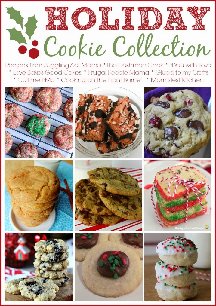 holiday vanilla pudding cake cookies giveaway moms test kitchen - Homemade Christmas Cookies Recipe
