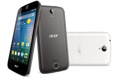 Harga dan Spesifikasi Acer Liquid Z320 Terbaru