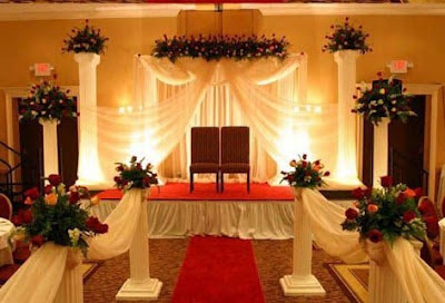 wedding-stage