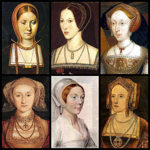 Six wives of henry viii the six wives of henry viii 11609493 500 500