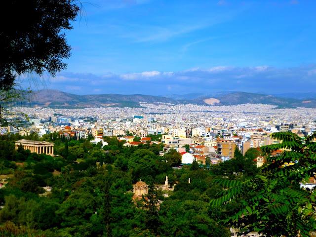 acropolis monastiraki greece