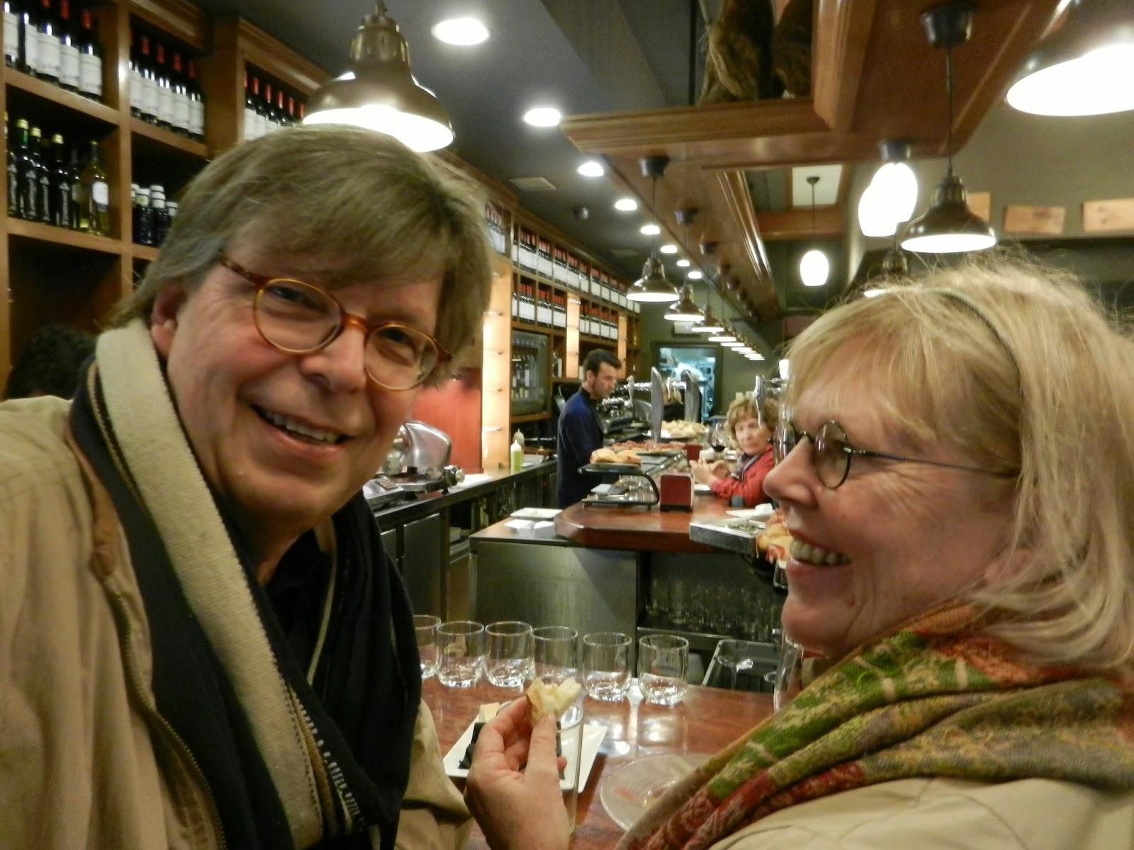 Rioja wine bar