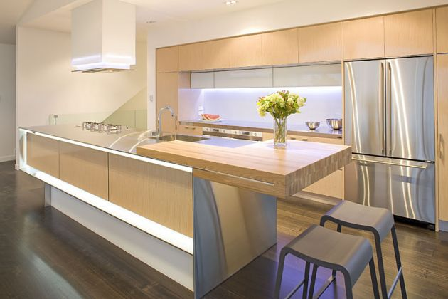 Brilliant Modern Kitchen Island 630 x 420 · 38 kB · jpeg
