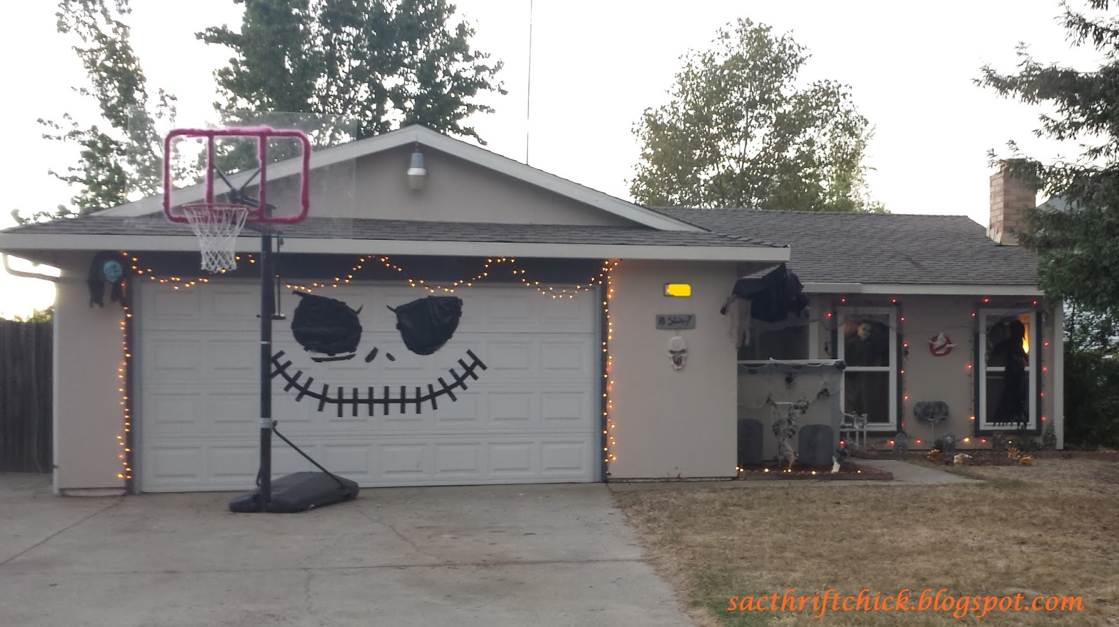 Diy halloween decorations on a budget Halloween decorations home depot