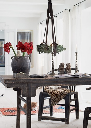 muebles inspiración asiatica