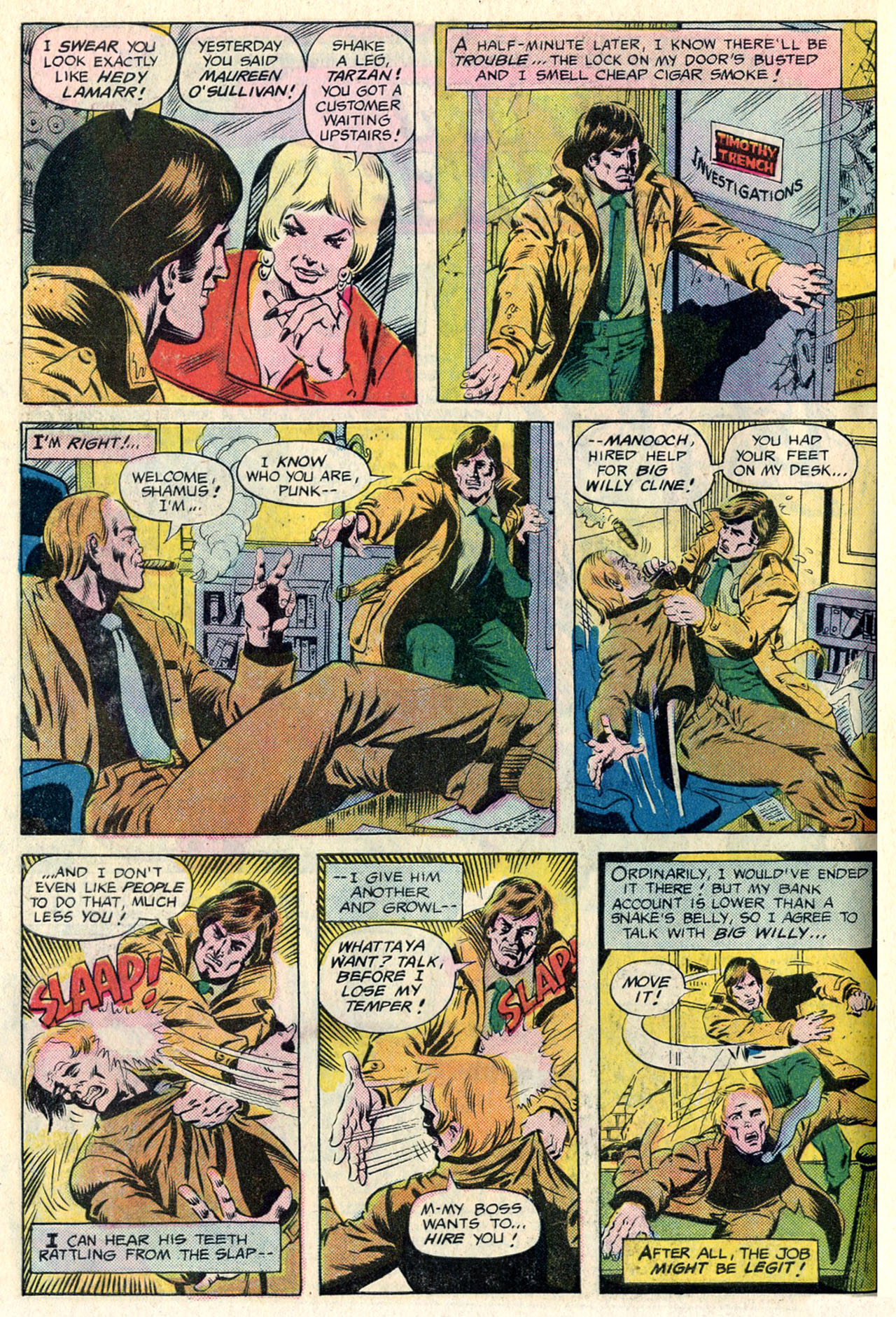 Detective Comics (1937) Issue #461 Page 26