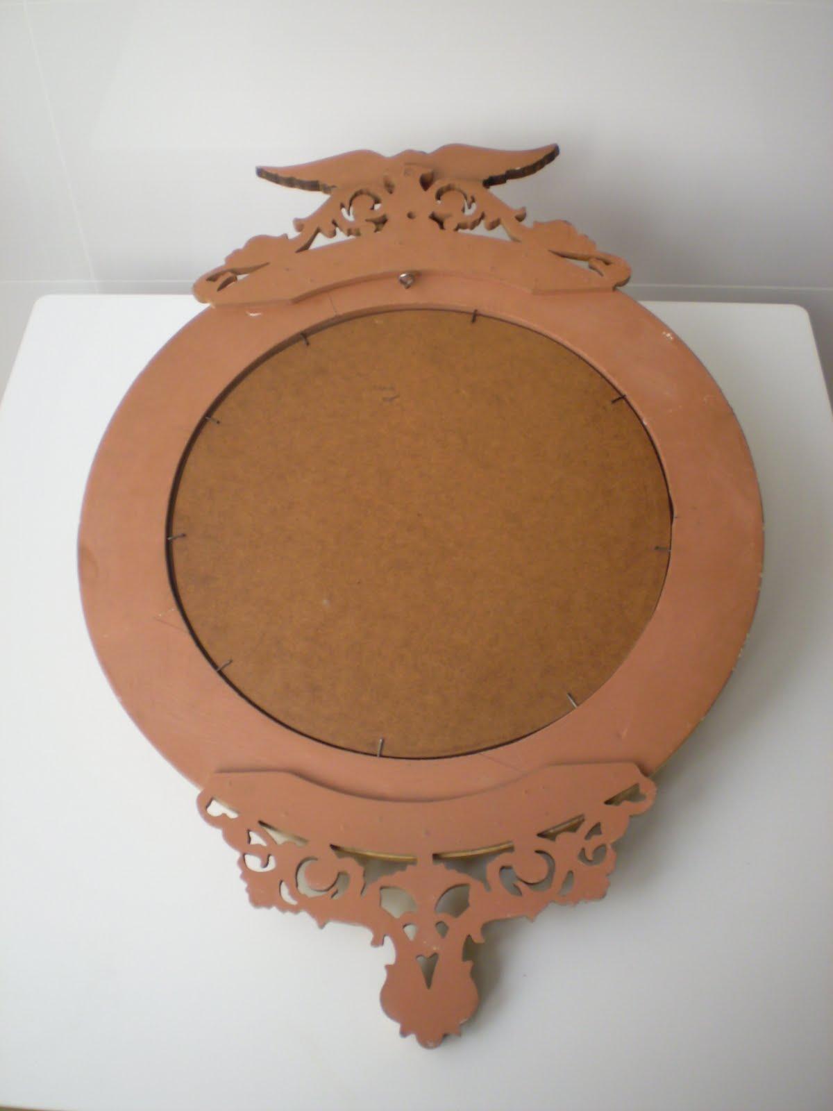 Vintagería: Espejo \