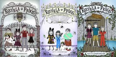 Trilogía: La escuela de Frikis