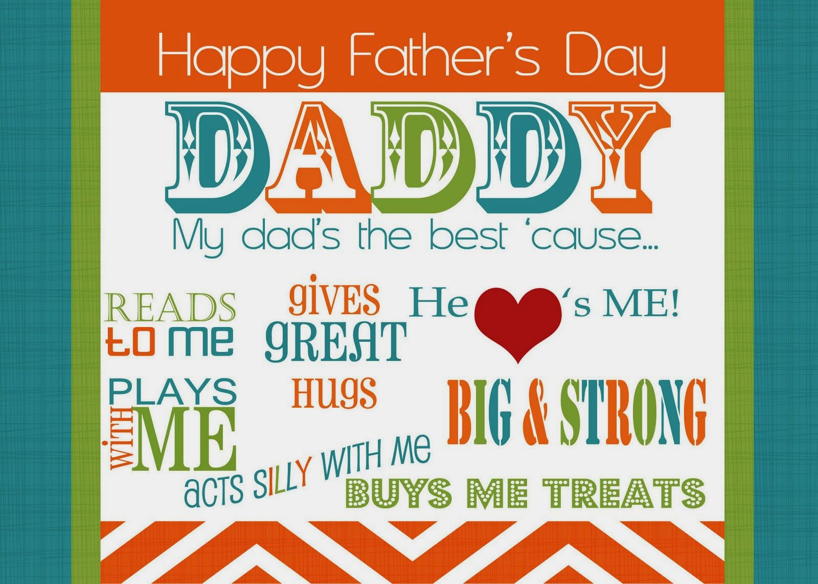 Happy Fathers Day 2014 Diva Likes