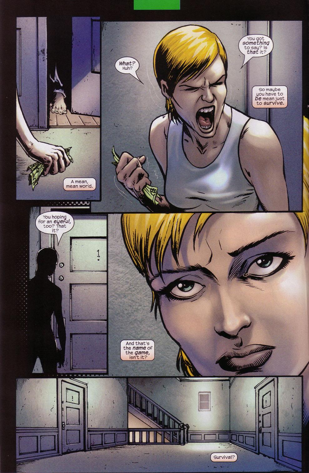 Read online Wolverine (2003) comic -  Issue #1 - 5
