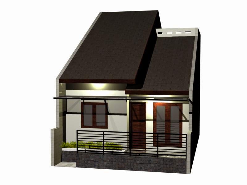 Rumah Minimalis Type 36 1 Lantai 2014