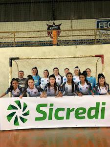 Esportes...Itaipulândia Futsal feminino sub-17 está entre as 8 melhores equipes do Paraná