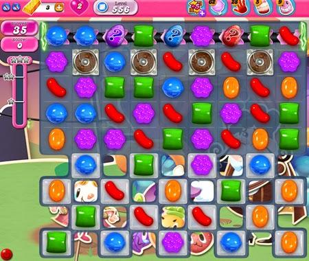 Candy Crush Saga 556