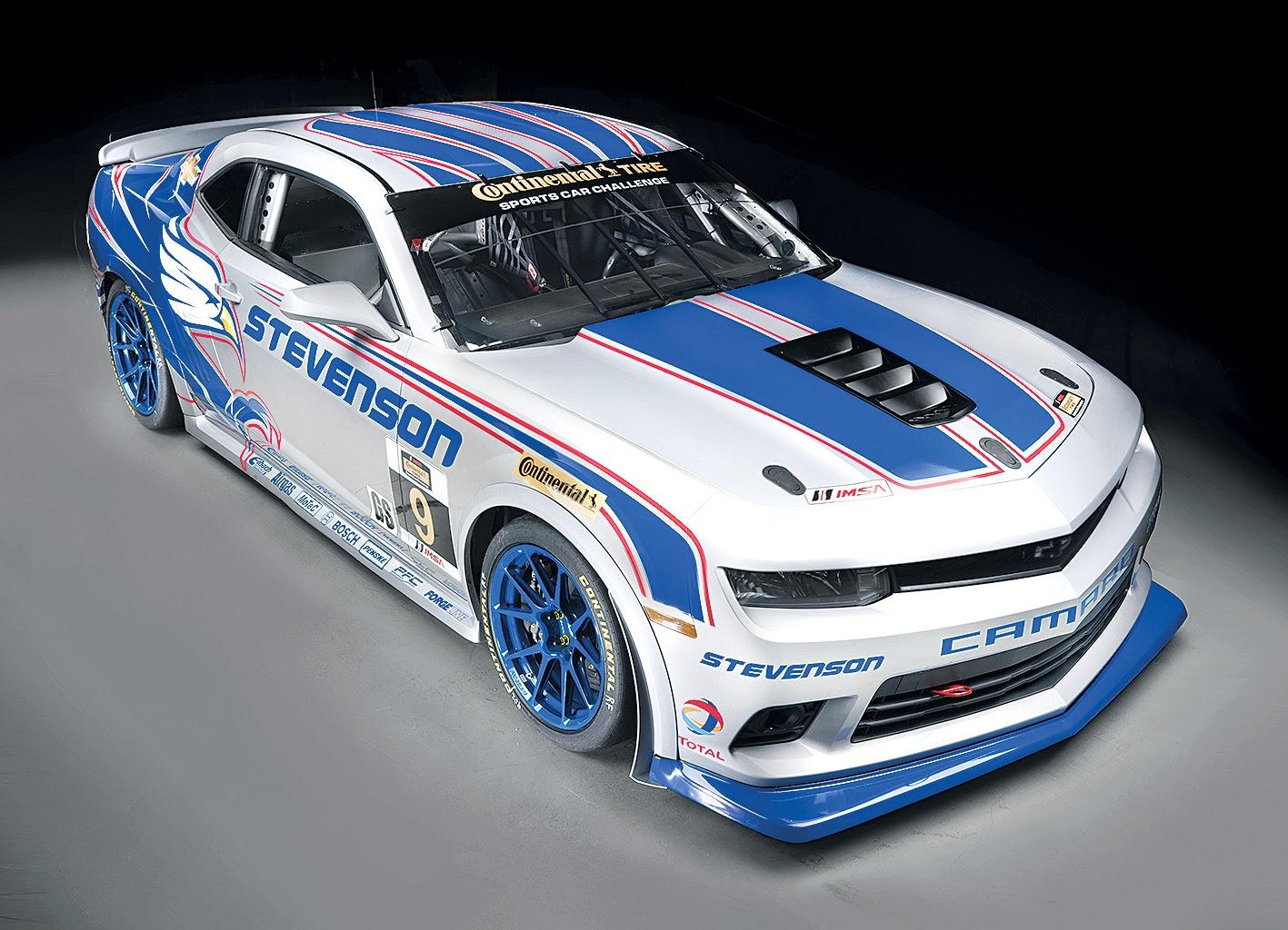 Chevrolet Camaro Z/28.R Makes Racing Debut