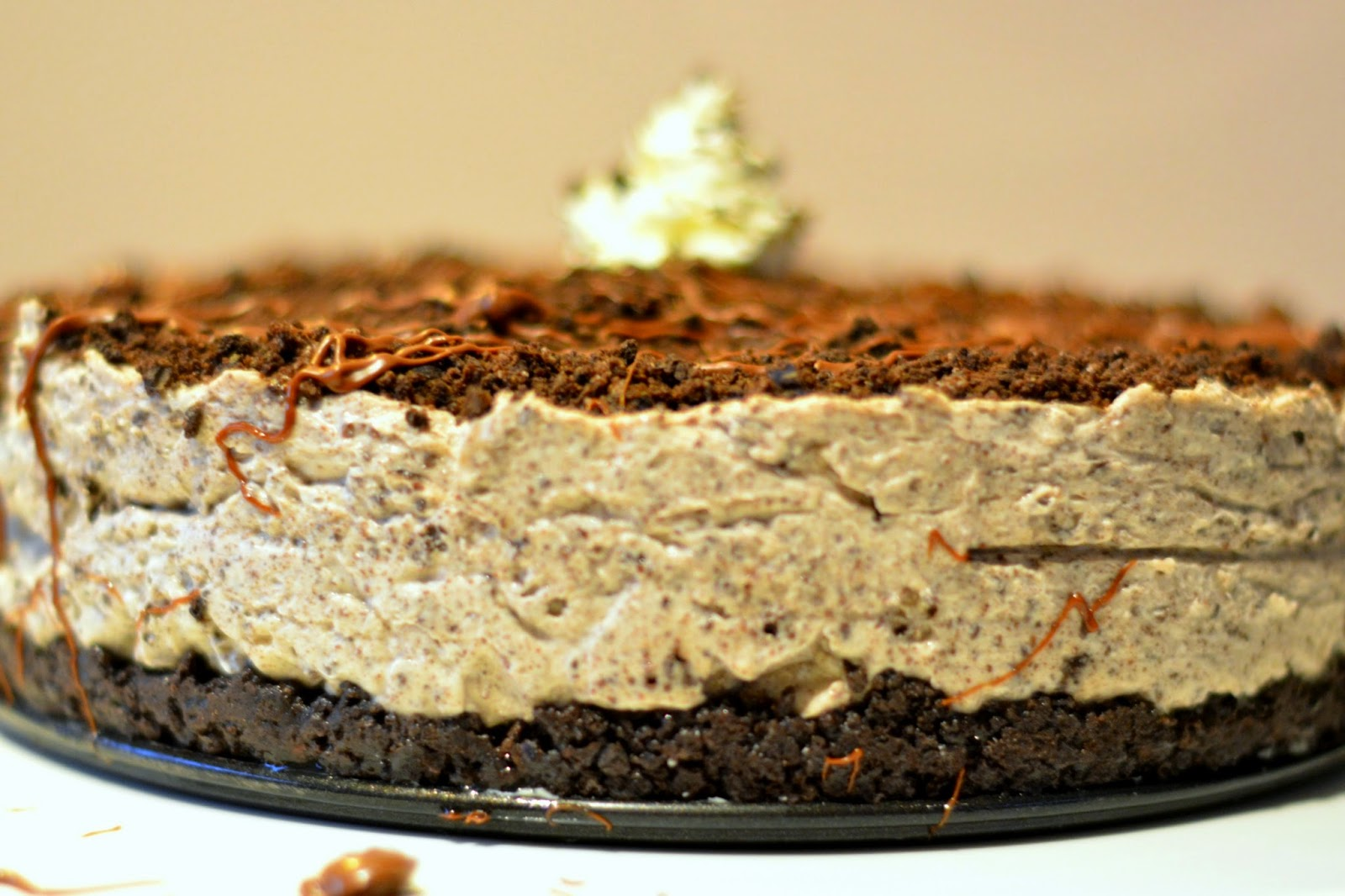 No-Bake Oreo Cheesecake Recipe