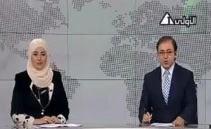 Untuk Pertama Kalinya Dalam Sejarah, Presenter Wanita Di Mesir Kenakan Jilbab [ www.BlogApaAja.com ]