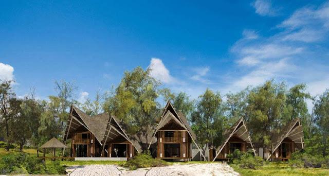Villas con Terraza Privada y Acceso Exclusivo a la Playa en Mozambique