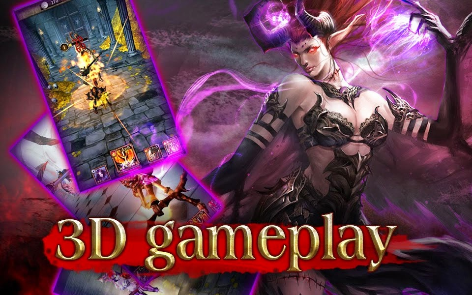 Chains of Darkness Gameplay IOS / Android