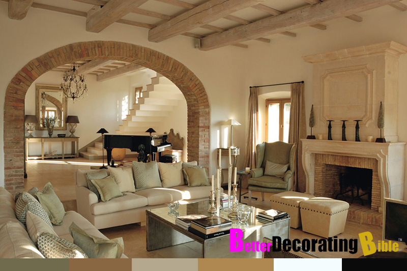 ... Interior Design Living Room moreover Tuscan Style Home Decor. on