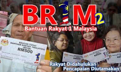 Semakan Keputusan Rayuan BR1M 2.0 Pada April 2013