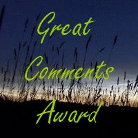 Great Comments Award