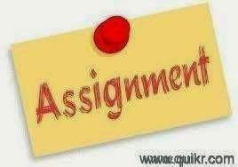 ignou 4 u solved assignment