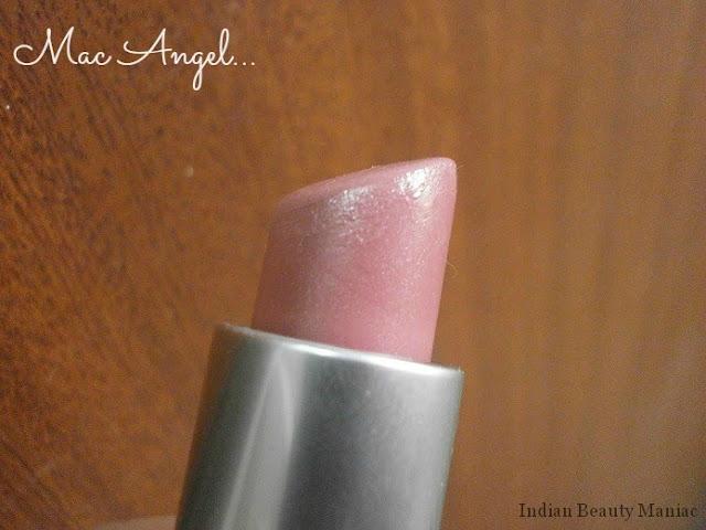 MAC Frost Lipstick ANGEL Bullet
