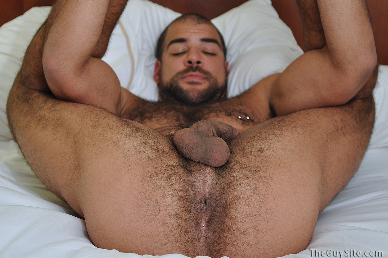 Gay Black Hairy Ass