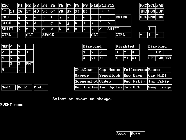 Gaming on the Raspberry Pi: Configure Game Controllers in DOSBox