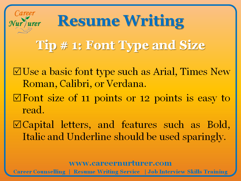Resume writing services mumbai
