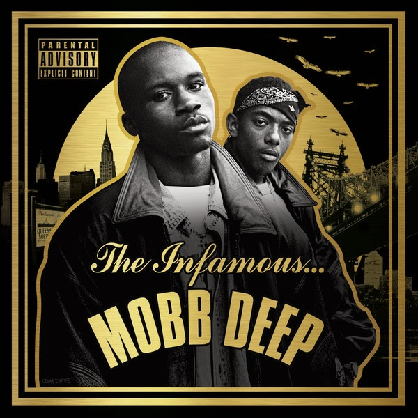 Mobb Deep - The Infamous Mobb Deep (Deluxe Version) Cover