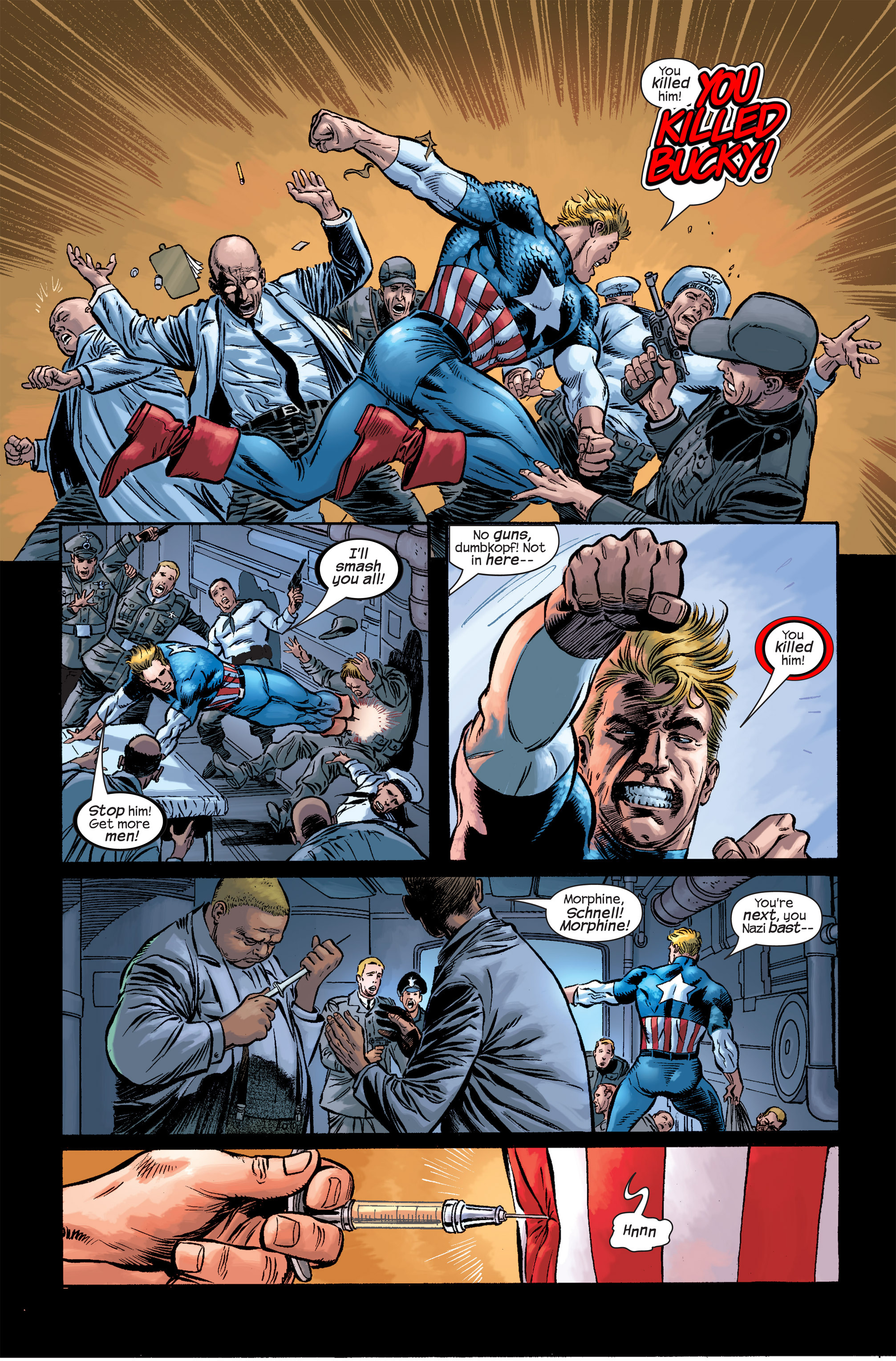 Captain America (2002) Issue #17 #18 - English 10
